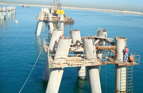 Jetties Terminal & Offshore Structures | Archirodon