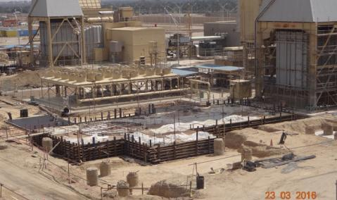 egypt, west damietta power project phase ii, converting
